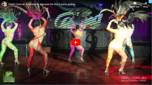 FAMA 'Carnival' Showtime @ Marquee the Star Casino, Sydney